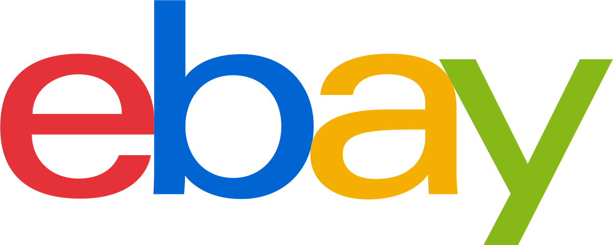 Current Ebay Logo