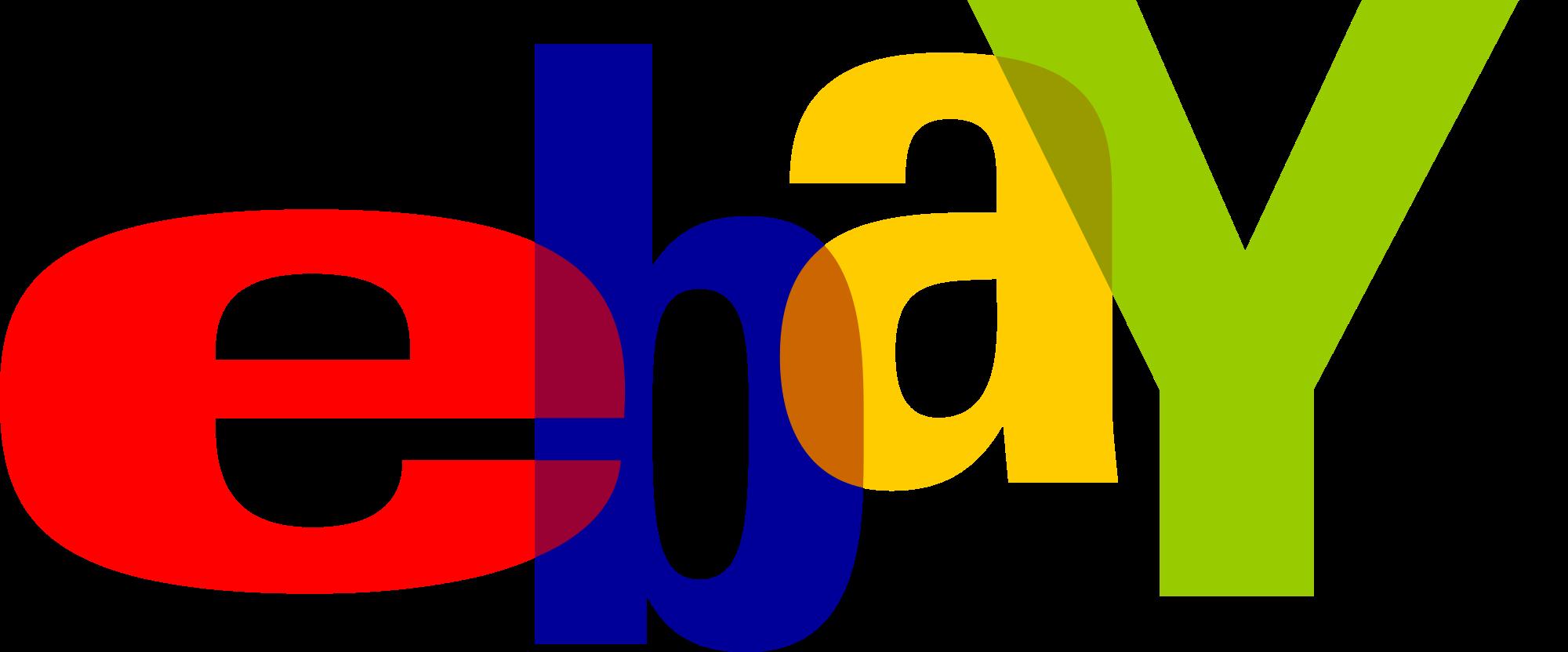 Original Ebay Logo