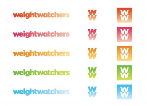 New Weight Watchers Colour Scheme