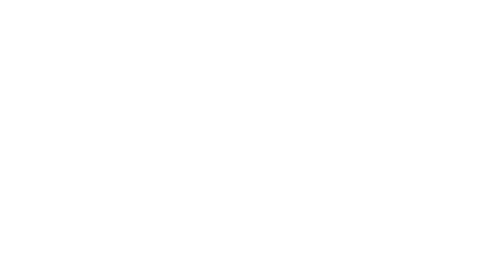 Benchmark Coffee Roasters Logo Design - White