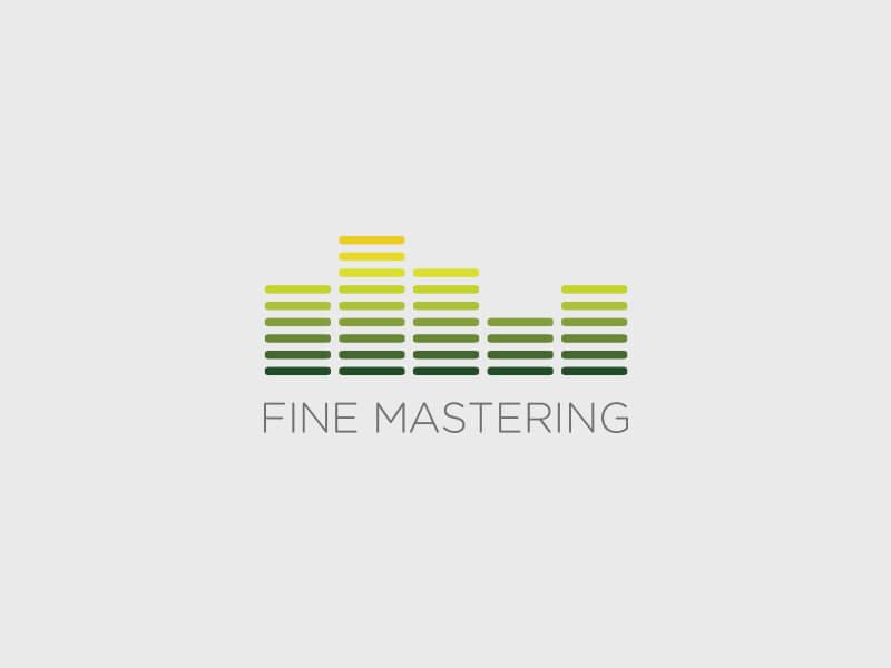 Fine Mastering Logo Design