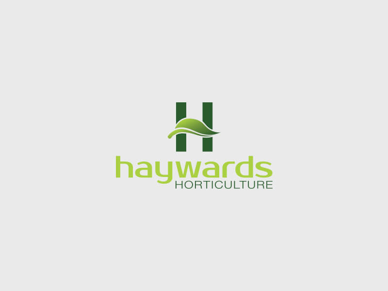 Haywards Horticulture Logo Design