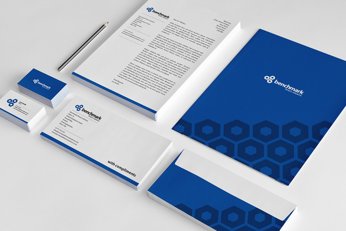 Benchmark Fitness Solutions Stationery