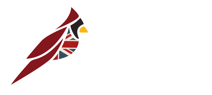 British Birdgang Logo Design - Outlined
