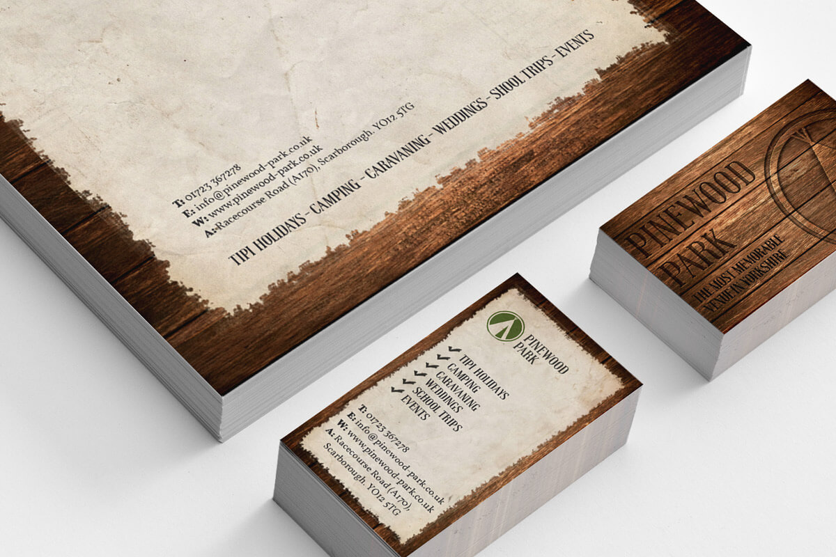 Pinewood Park Stationery