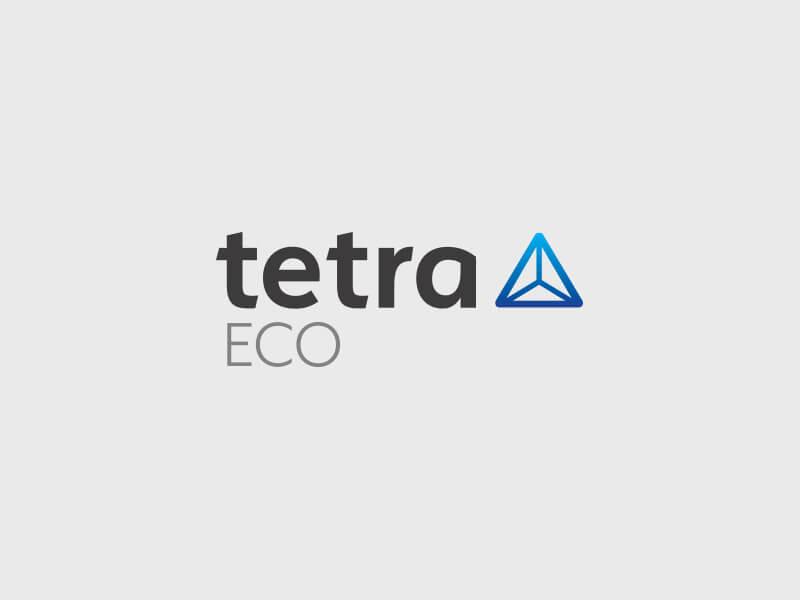 Tetra Eco Logo Design