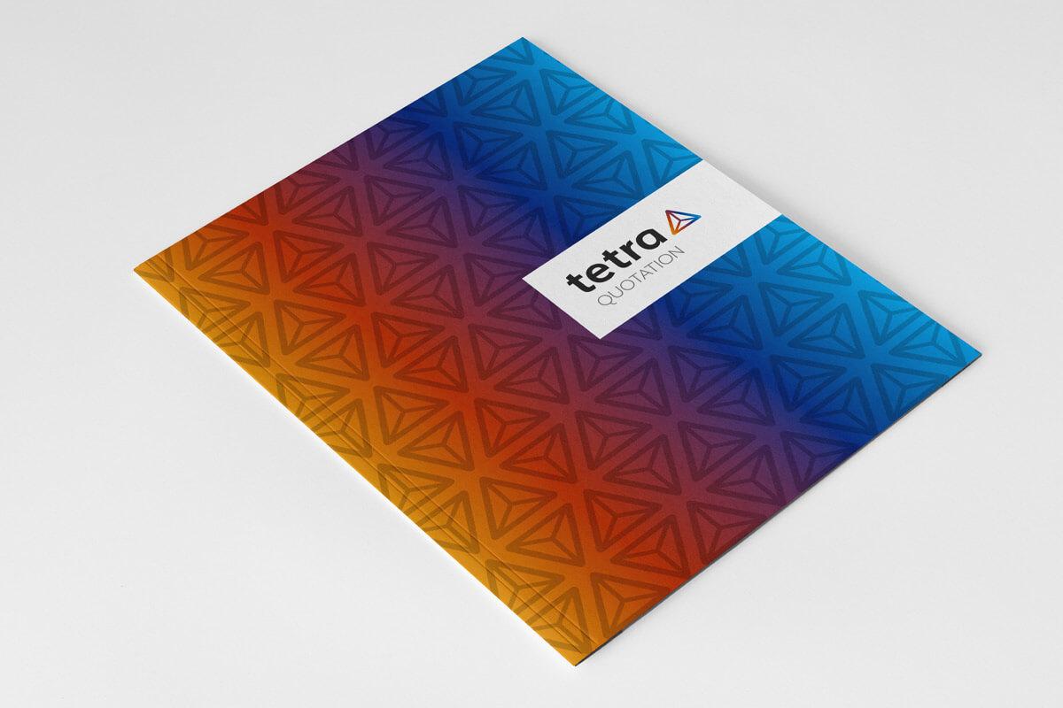 Tetra Folder Design