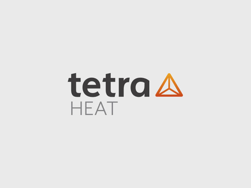 Tetra Heat Logo Design