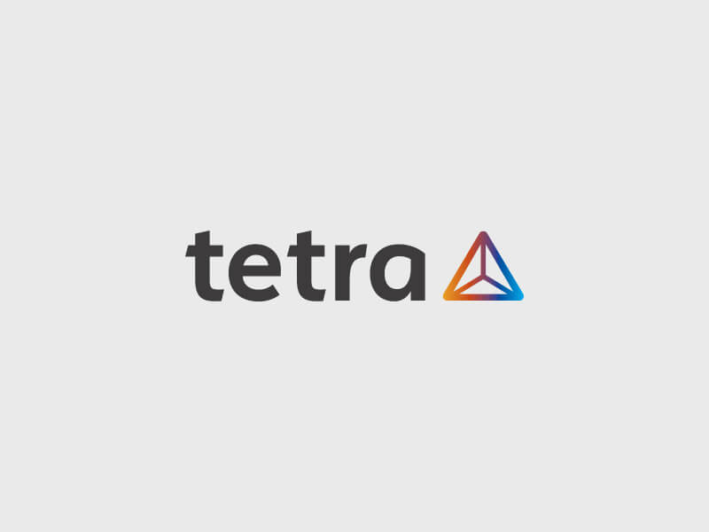 Tetra Logo Design - Colour
