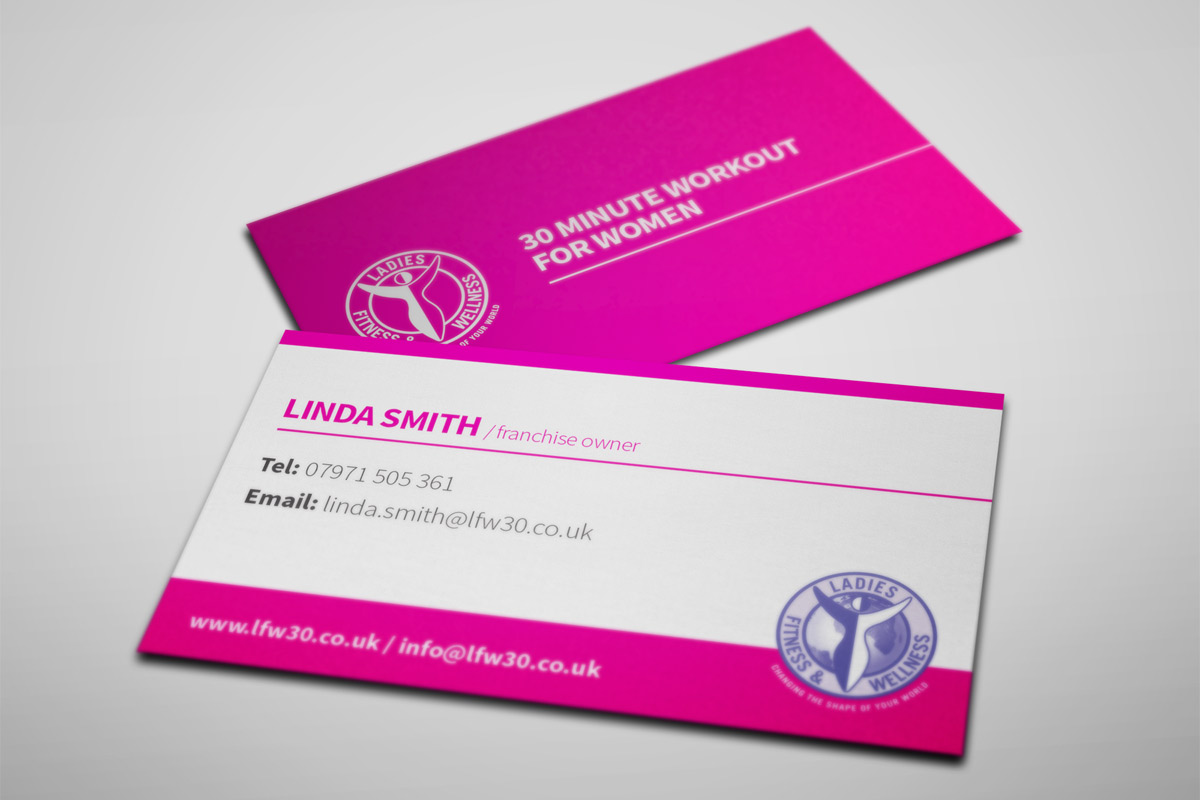 LFW Business Card