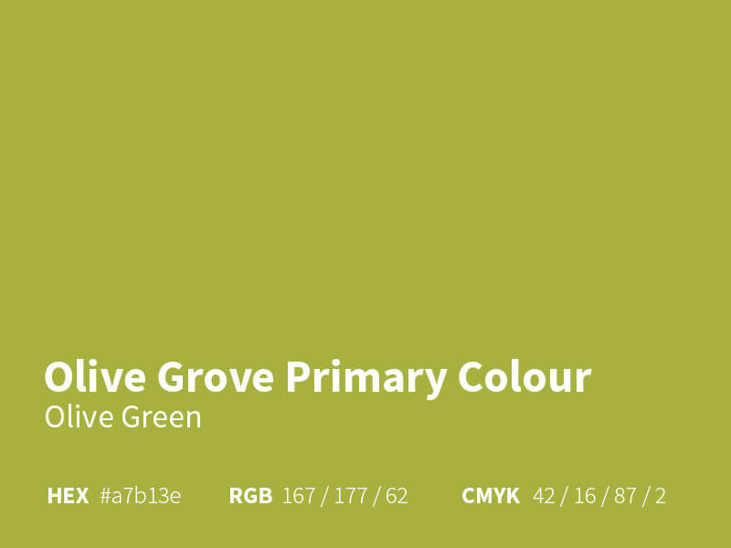 The Olive Grove - Green