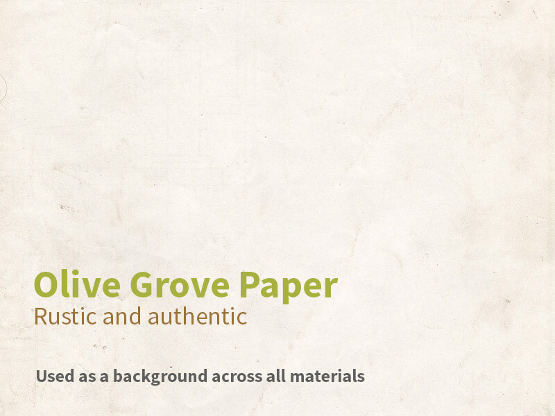 The Olive Grove - Texture