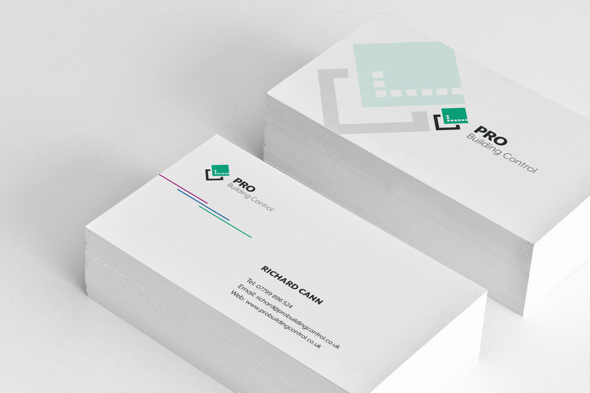 PRO Building Control - Business Card