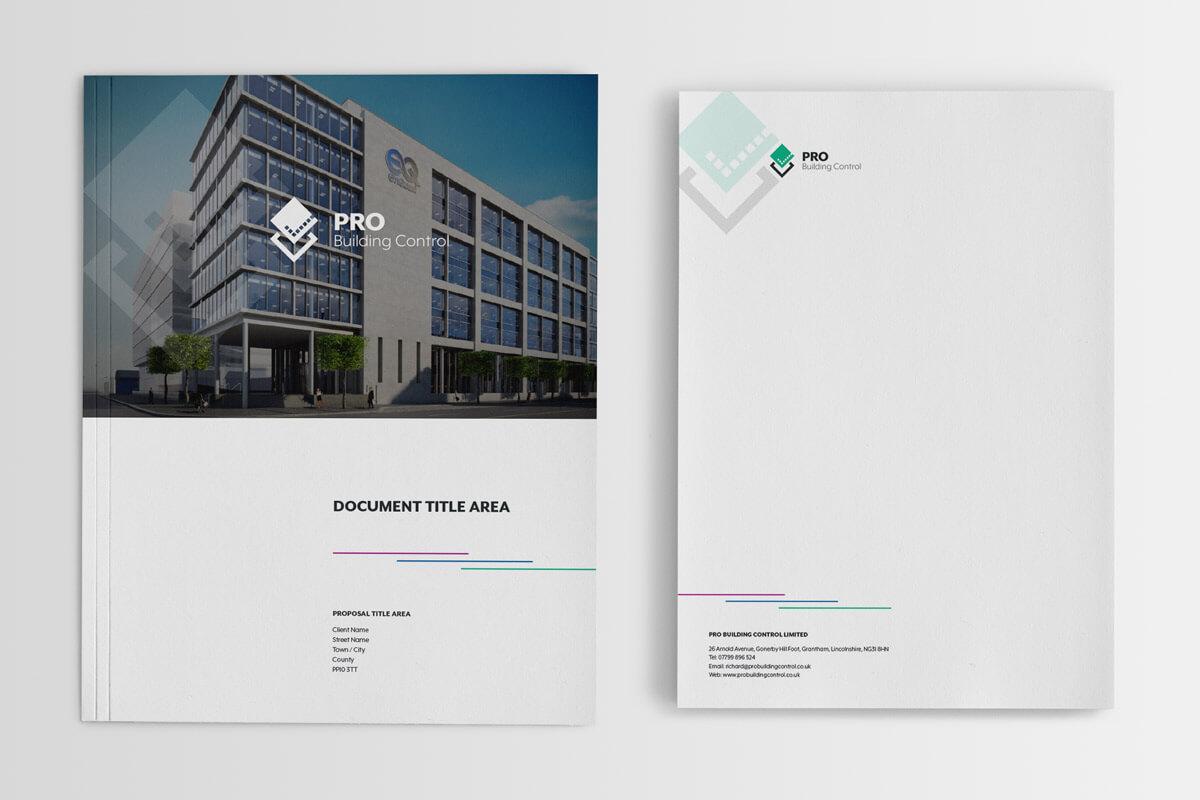 PRO Building Control - Letterhead