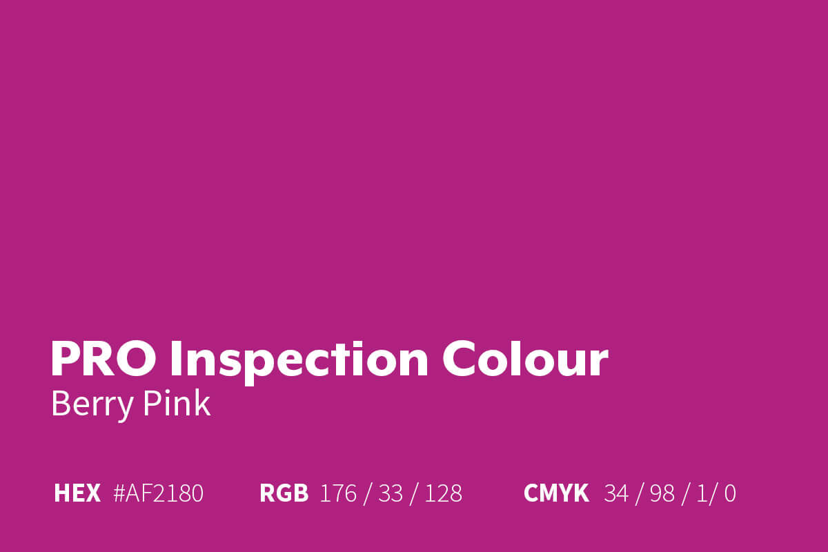 PRO Building Control - Pink
