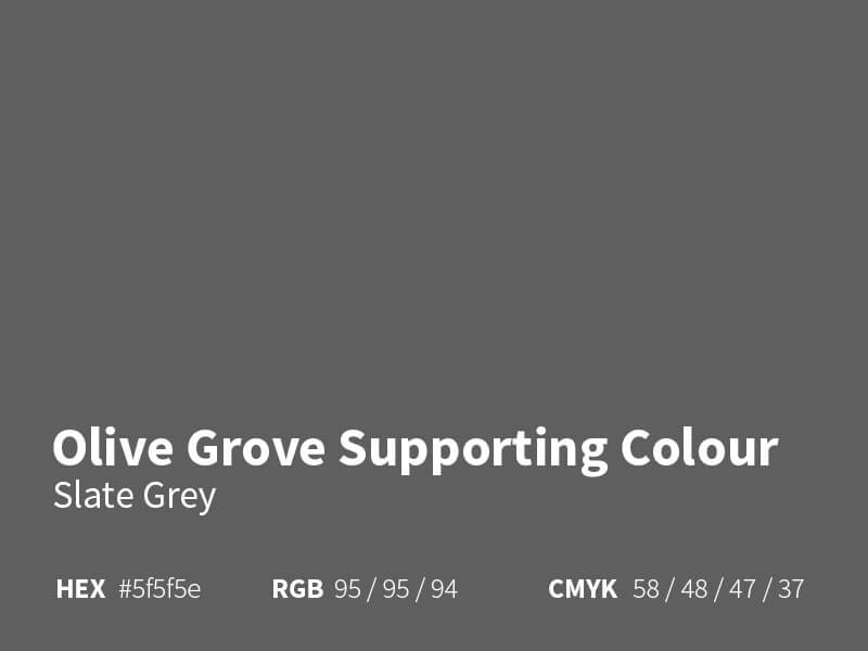 The Olive Grove - Grey